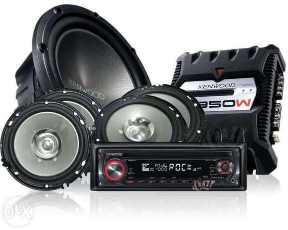 Montaj Audio Auto
