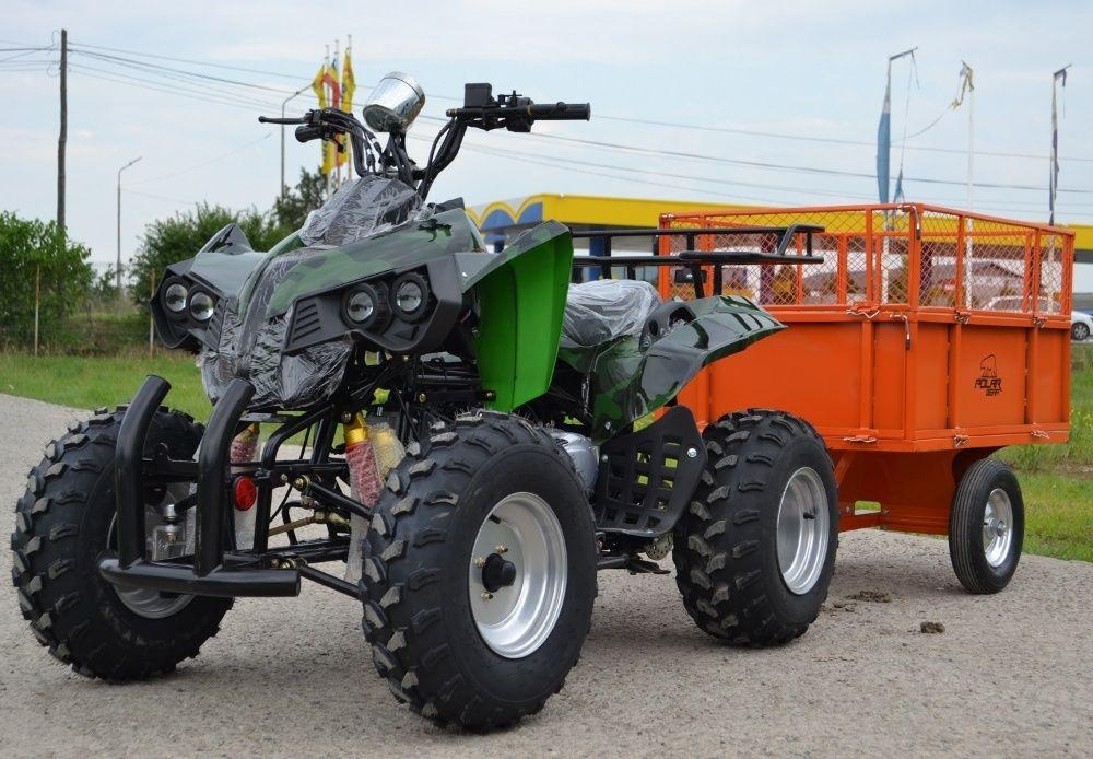 OFERTA SPECIALA! ATV AKP 250cc Warrior 25CP, Nou, Import Germania