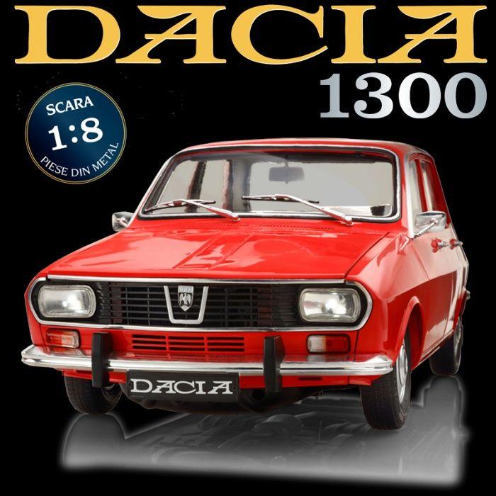 Revista Dacia 1300 - Nr. 1-81