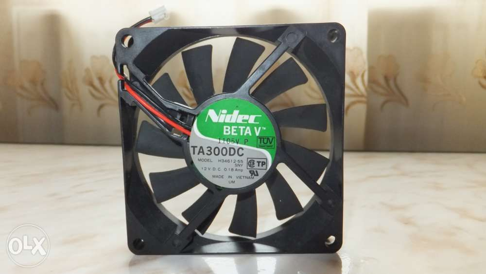 "Cooler ""Nidec Beta V"" de 80mm"