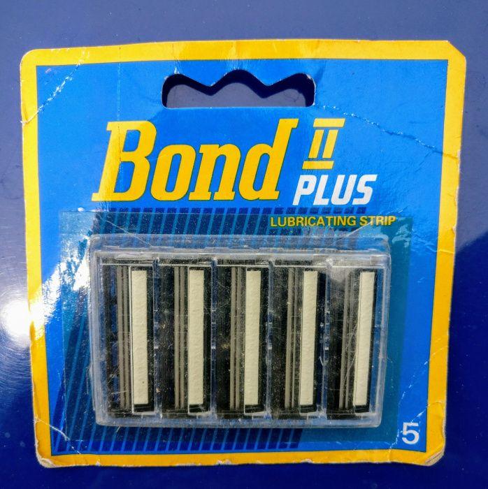 Lame de ras Bond II