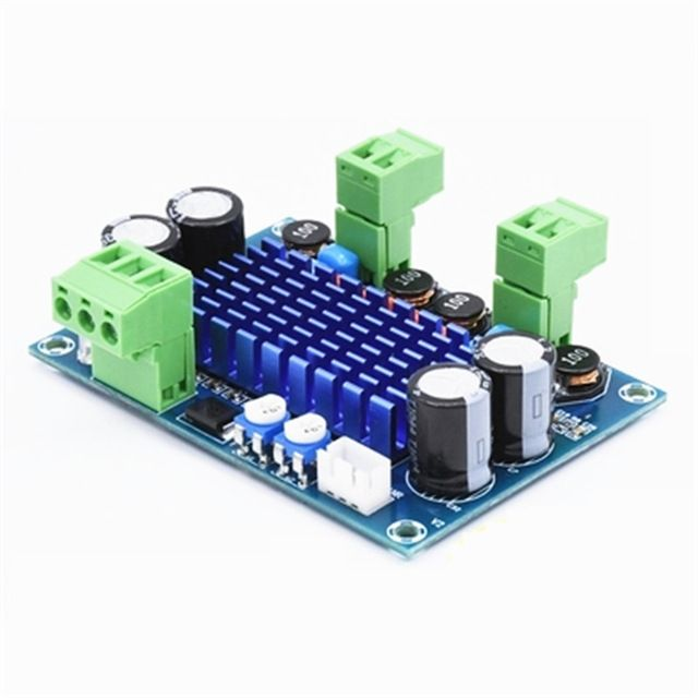 Amplificator de putere 2X120W cu TPA3116D2