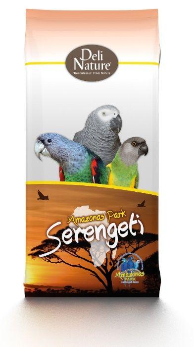 Deli Nature Amazonas Park Serengeti mix seminte papagali, 2Kg
