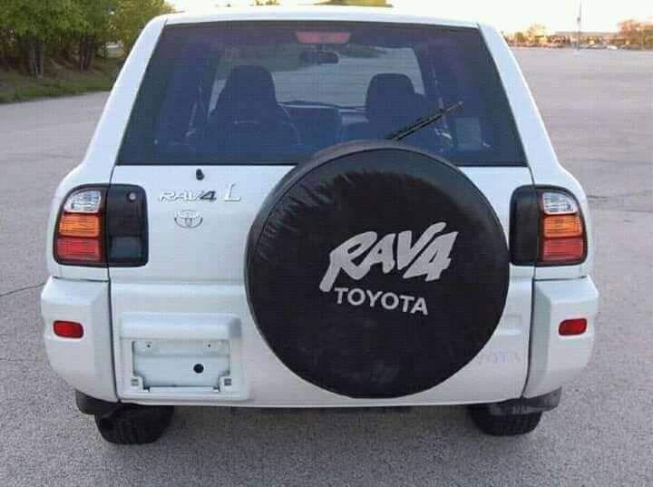 Toyota Ra4 Familiar