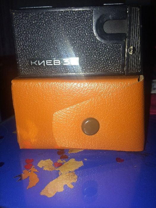 Продаю ретро фотоаппарат
