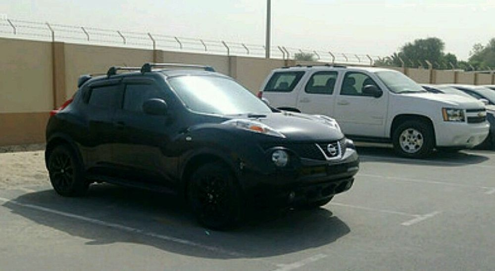 Nissan juke a venda