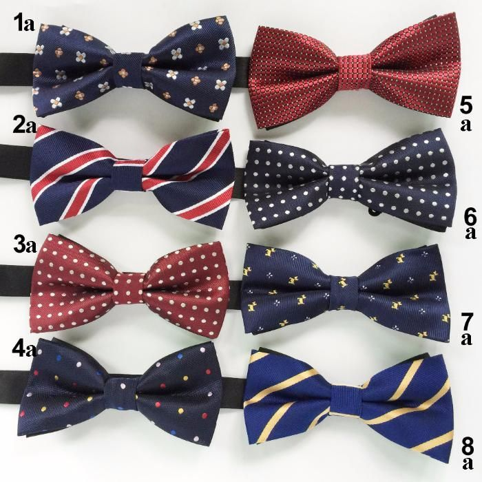 Bow Tie - Мъжки Папионки , Вратовръзки , Комплекти , Папионка