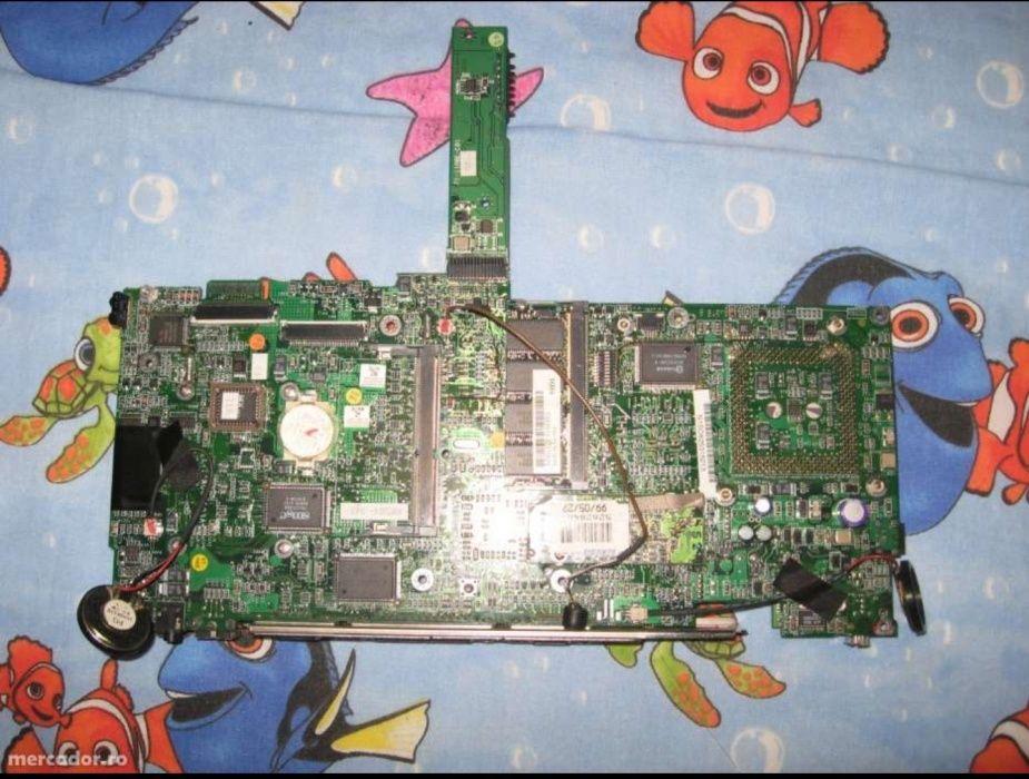 Vand palaca baza laptop gericom pentium 3 include procesor.