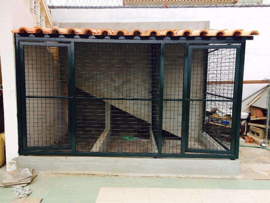Fabricação de jaulas