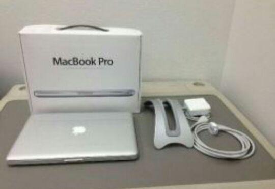 Macbook pro novo a venda