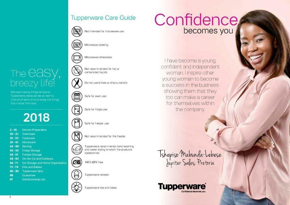 Recrutamento Tupperware