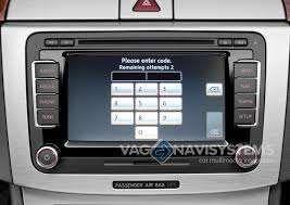Decodare navigatii/navigatie auto RNS 510/810, Ford ,multimarca