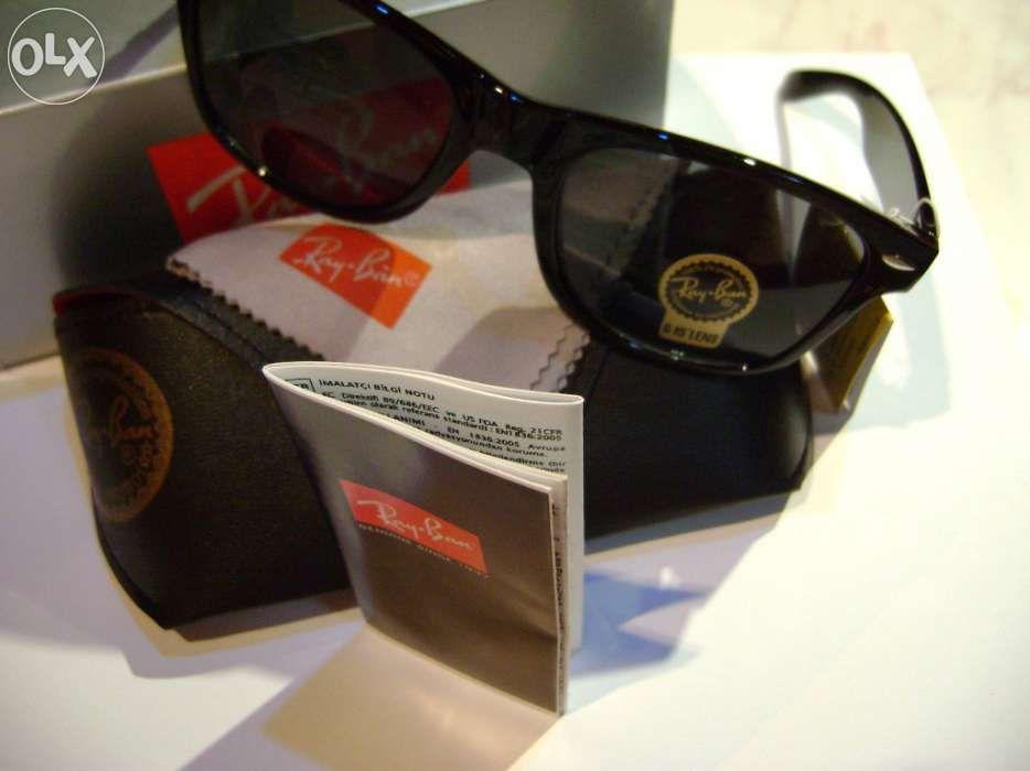 Ochelari de soare Ray Ban Wayfarer 2140-901-calitate premium