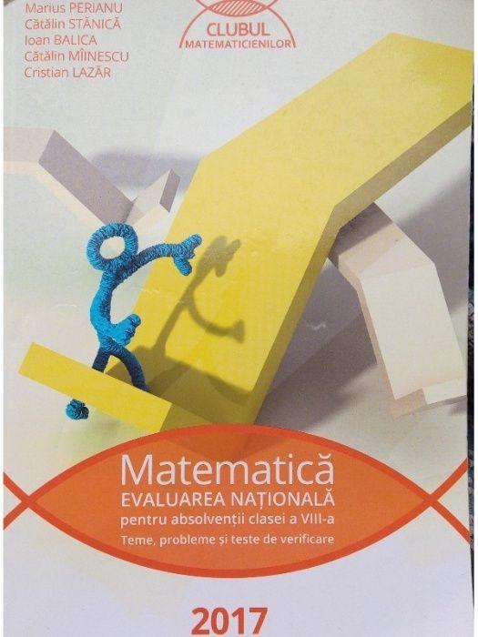 Matematica - Evaluare nationala 2017