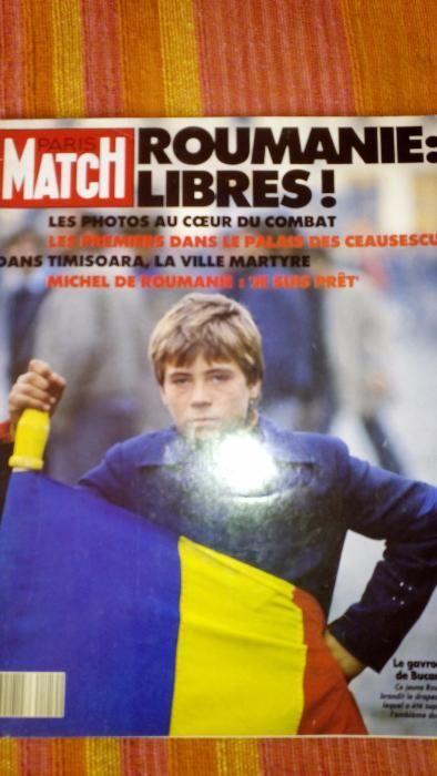 Vand - Schimb .Match - Revista din 89- 90. Romania Libera