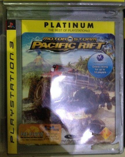 Motor Storm - Pacific Rift