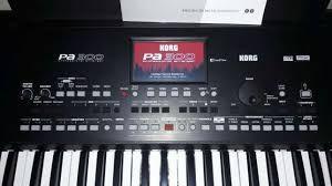 SET Korg Pa300 (AD&MC)