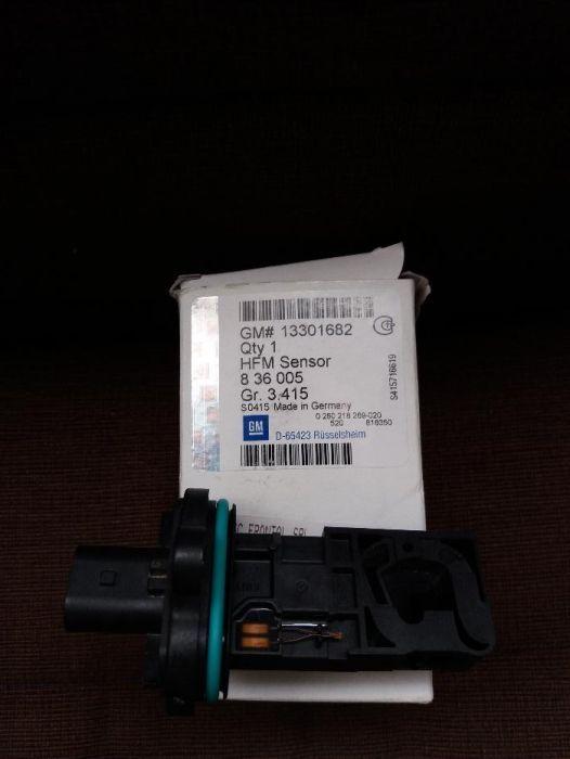 senzor debitmetru original GM/Bosch pentru Opel/Chevrolet