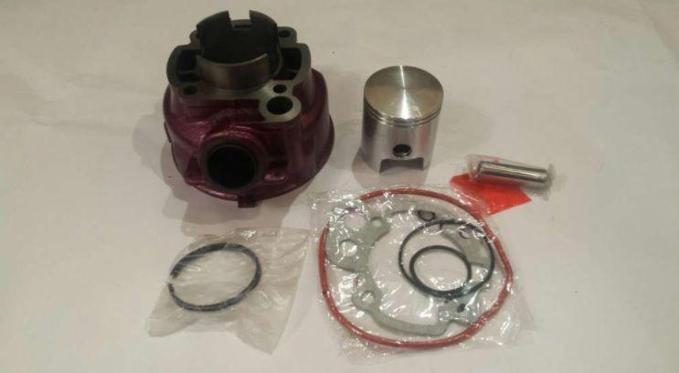 Set Motor Cilindru Scuter Complet Aprilia RS Am6 80cc NOU