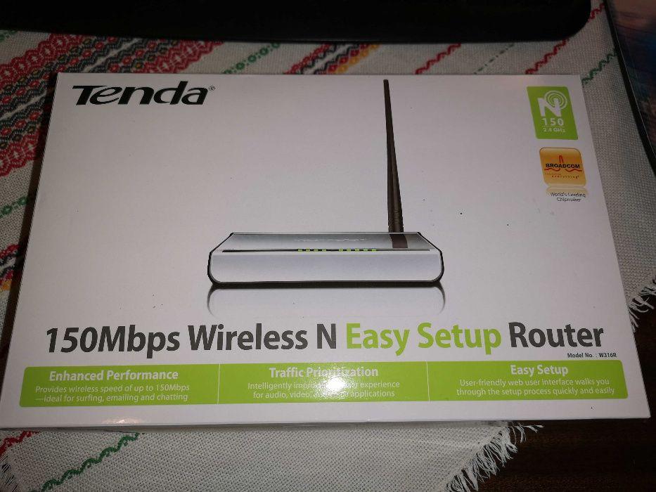 Router WiFi Tenda