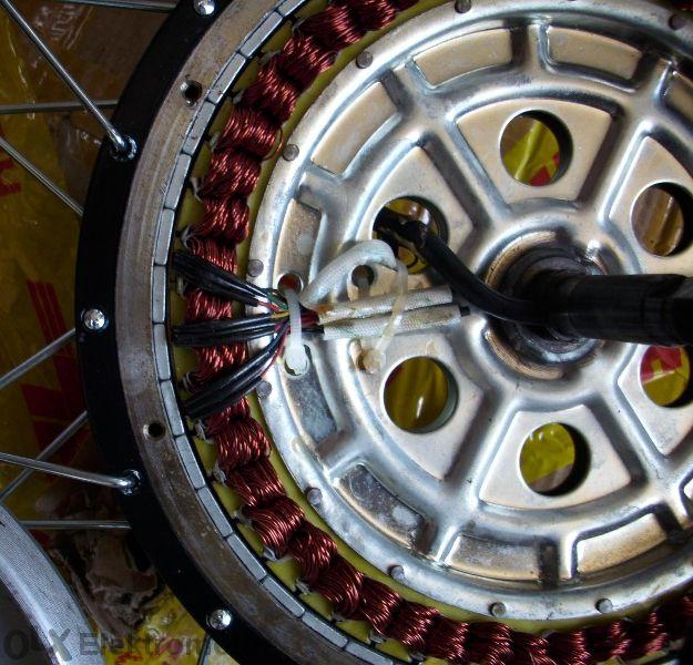 Ремонт на електромотори, електровелосипеди, електромобили, батерии