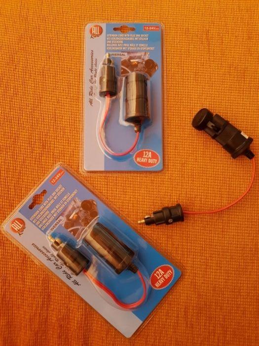 Разклонител за запалка за кола;Преходник за запалка за кола 3×12v,24v. гр. Пловдив - image 10