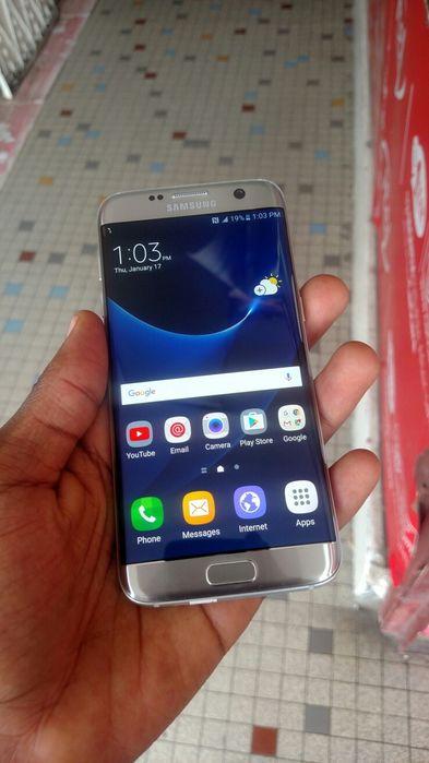 Samsung S7 edge limpo