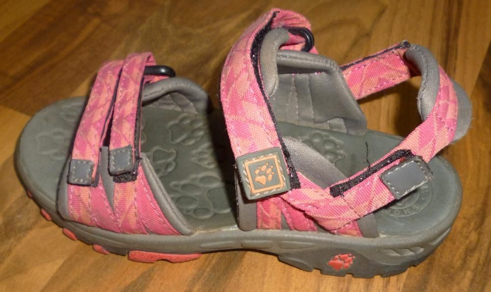 Sandale copii JACK WOLFSKIN 28 cred 29 talpic 18,5 cm transport inclus
