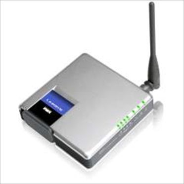 Vand router wireless Linksys WRT54GC ver.2 - ultracompact