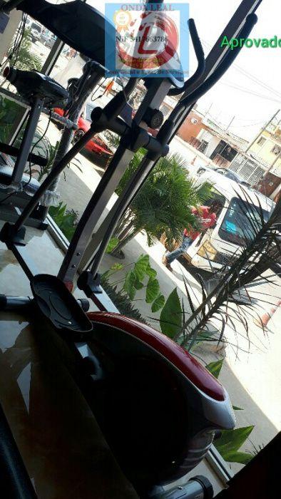 Bicicleta elíptica CC