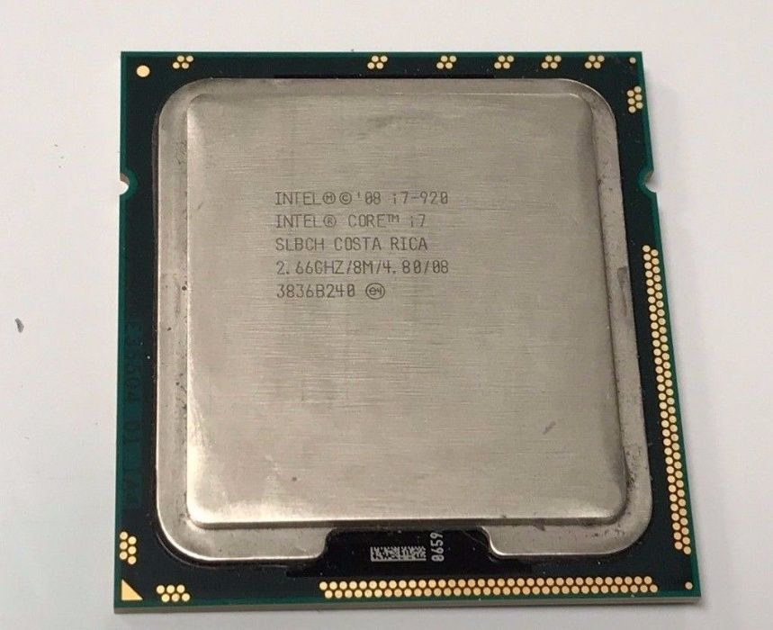 Chip Core i7-920