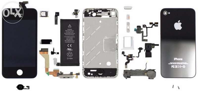 gsmsos.eu продава оригиналн резервни части за всички модели iPhone