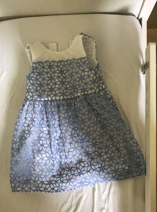Детска официална рокля -2-3г