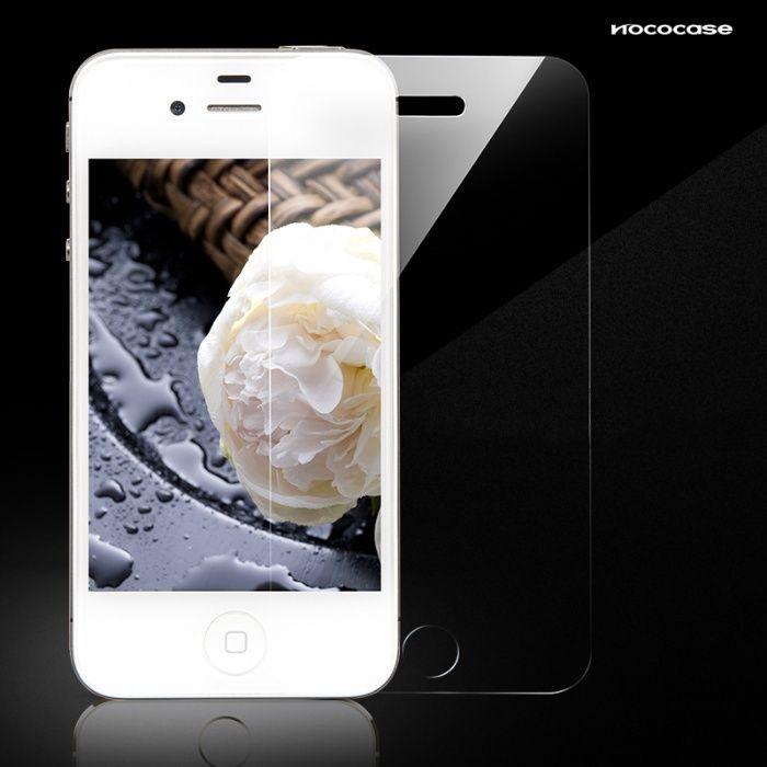 Folie de calitate sticla securizata Hoco, iPHONE 4 / 4S,doar 0.25mm