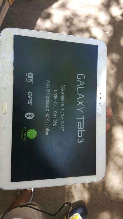 Galaxy tablet 3 super novo ha bom preço faço entrega ao domicil