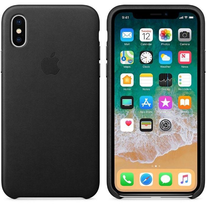 Husa Apple Originala iPhone XS Max, XR, Xs