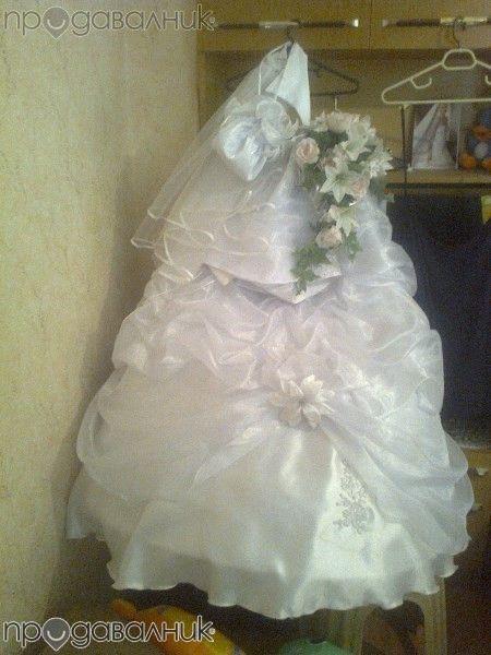 Булчинска рокля!