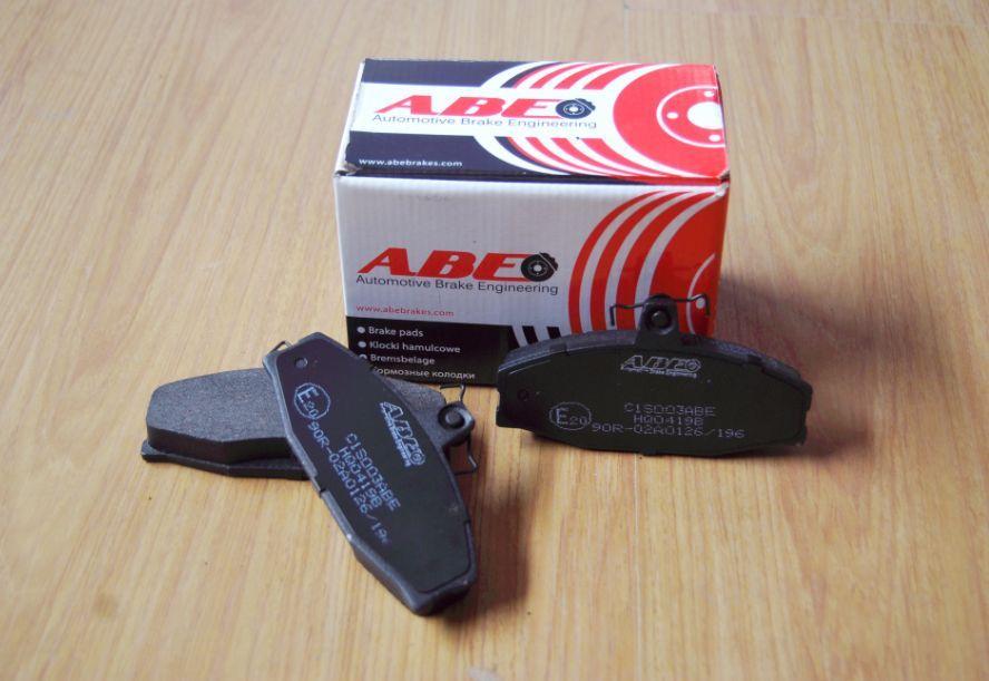 Спирачни дискове и накладки ABE за Мерцедес W202 , W203 , W210 CLK