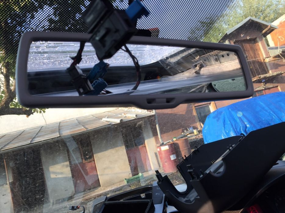 Oglinda heliomata cu senzor passat b6 b7 cc golf jetta octavia seat