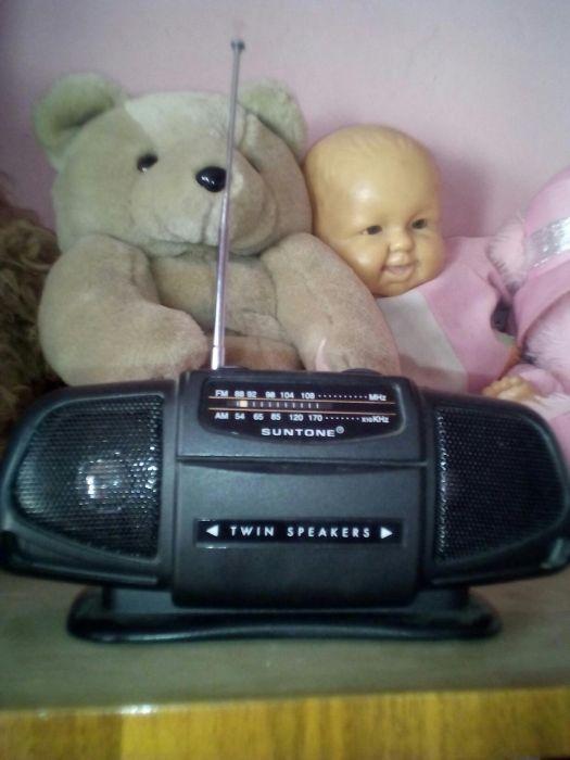 Vand/schimb Jucarie casetofon radio functional