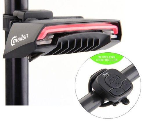 Задний фонарь для велосипеда
