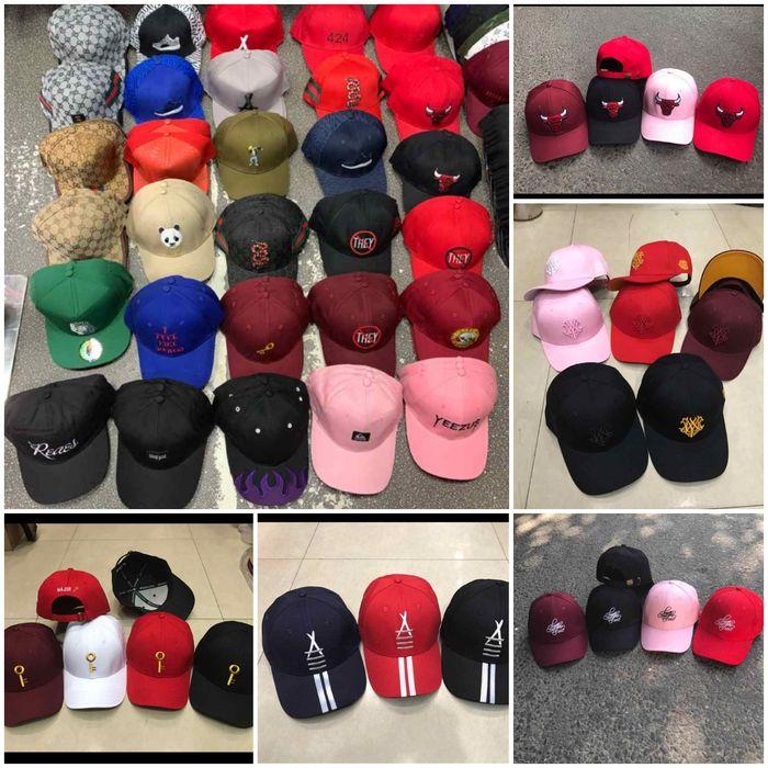 Chapéus em promoção