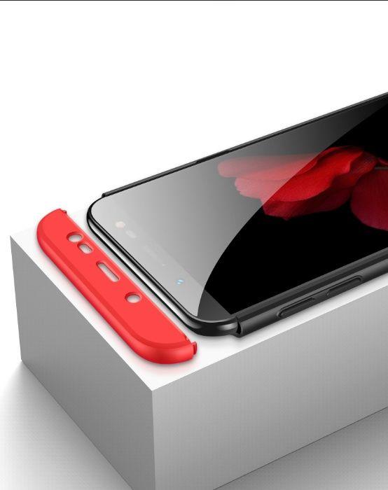 360 калъф мат кейс за Samsung Galaxy A8 2018, A530, A6, A6+, A6 Plus