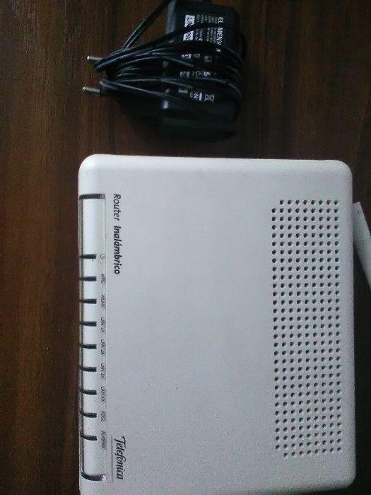 Router Inalambrico CT-5365 Telefonica ADSL2+
