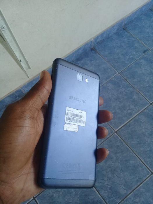 Samsung J7 prime limpo