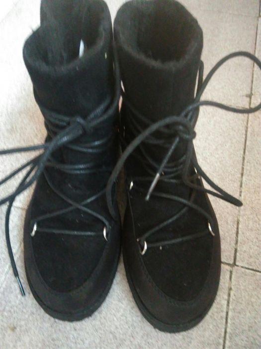 Нови зимни обувки