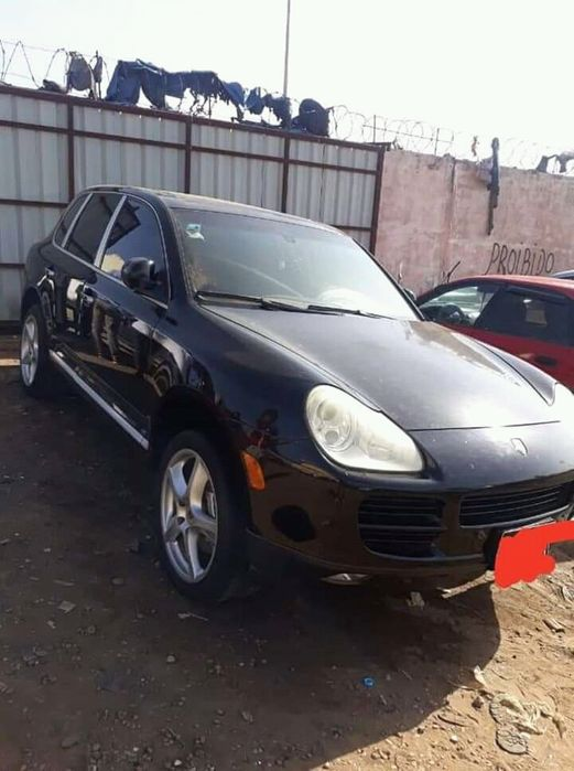 Porsche Cayene