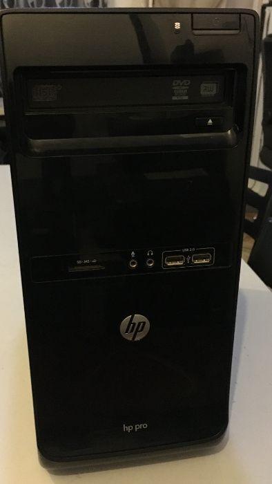 Computador de mesa Marca: Hp, Modelo:PRO core i3