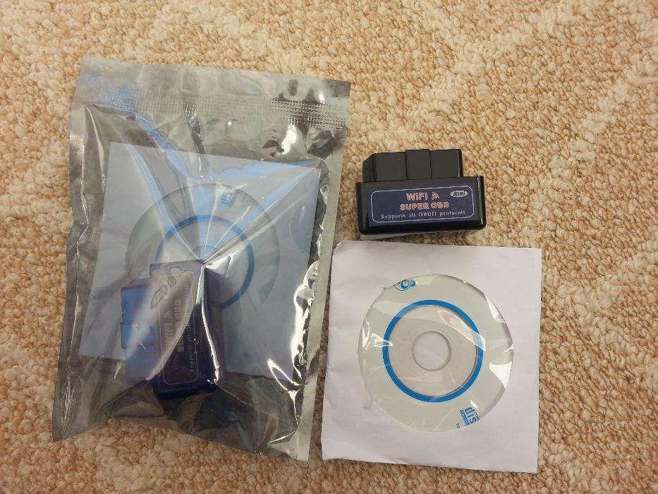 Interfata Diagnoza ELM 327 Wifi Wireless, iOS si Android - modelul mic