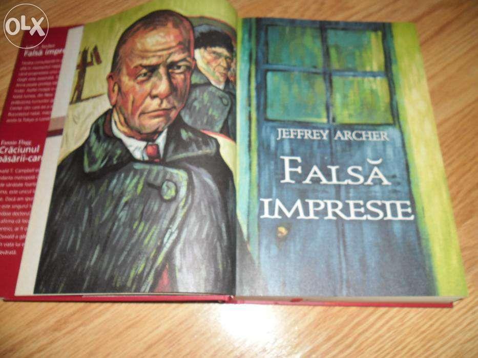 Falsa Impresie - Jeffrey Archer